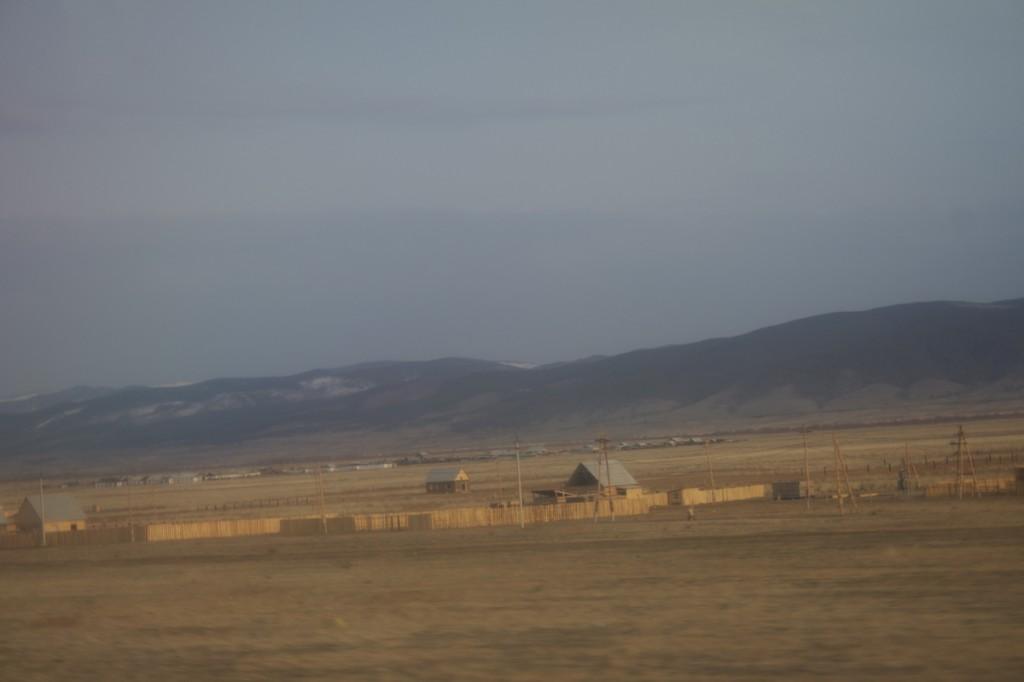 Bus from Ulan-Ude to Ulaanbaatar