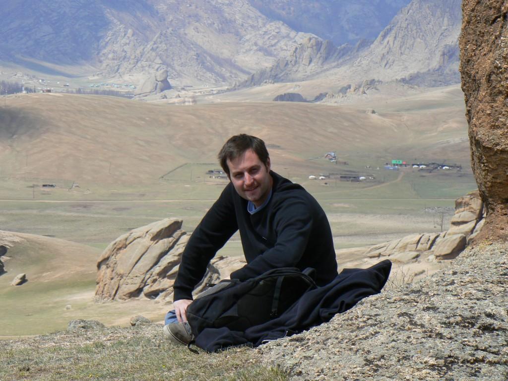 Gorkhi Terelj view