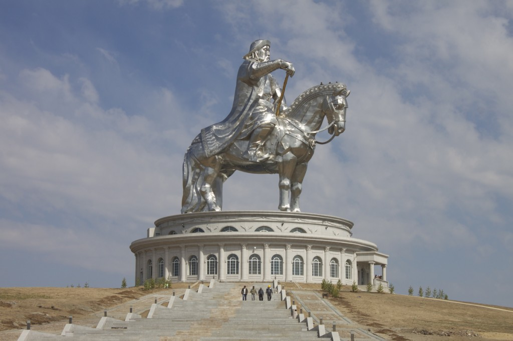 Chinggis Khaan Memorial