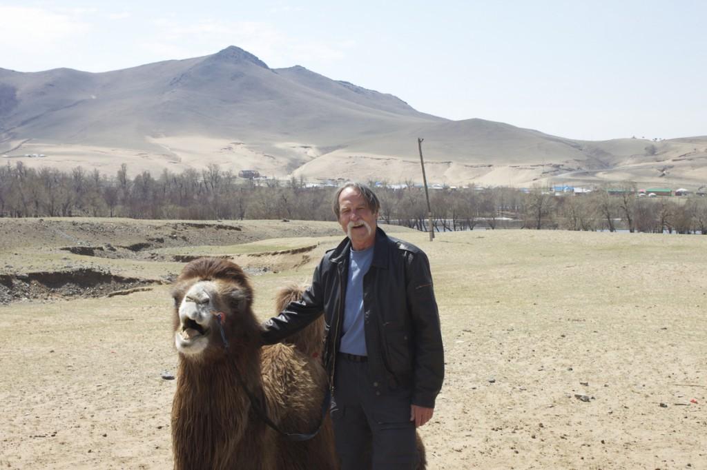 Gorkhi Terelj Camel Ride