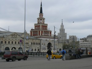 Kazansky Train Station