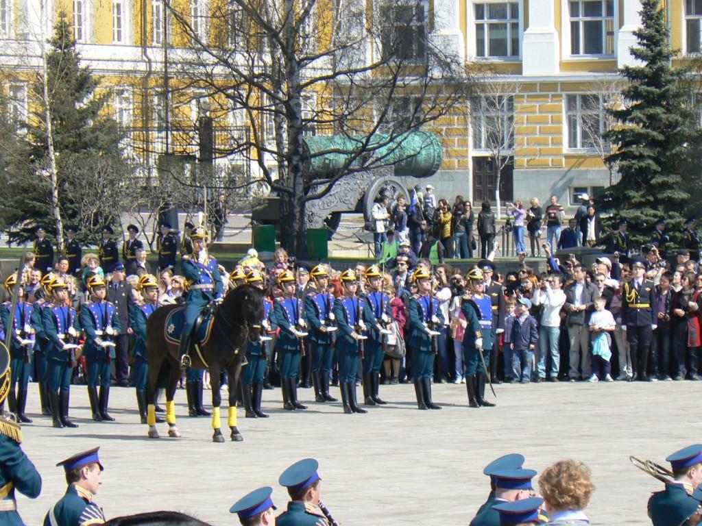 Moscow Kremlin Drill Team