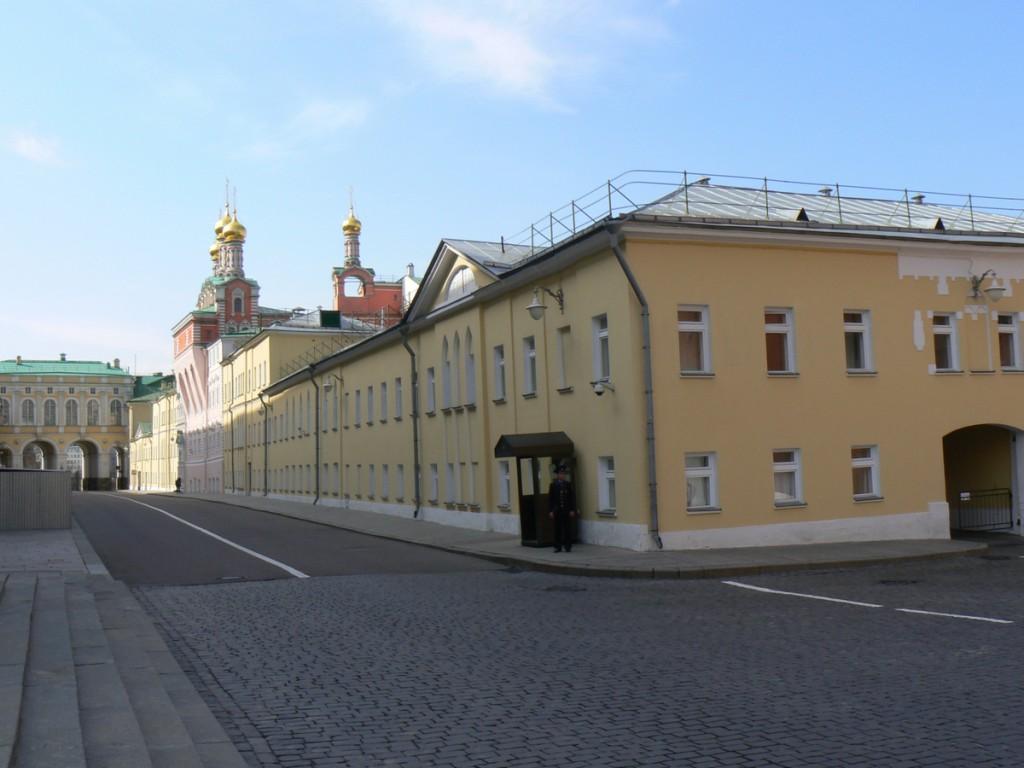 Stalin's dacca in the Kremlin