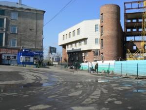 NovoSibirsk Bus Station