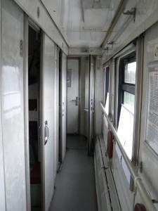 Train 112M Kupe 2nd class