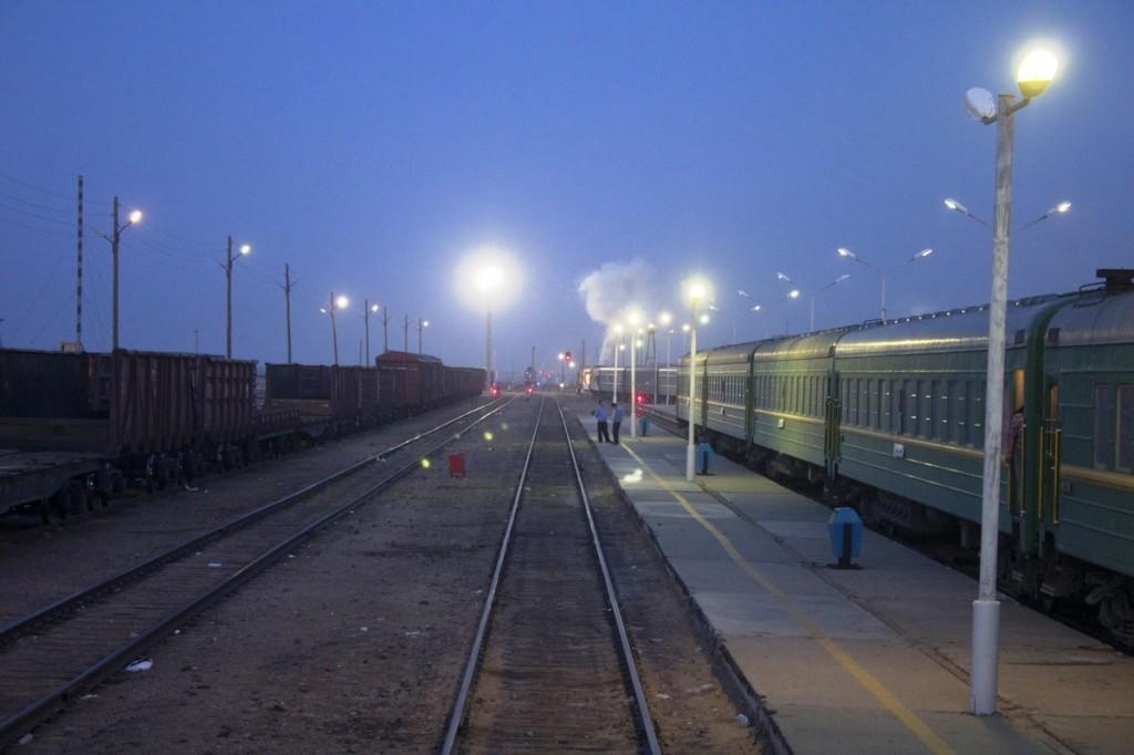 Customs Zamyn-Uud Mongolia