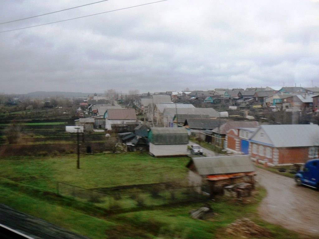 Village  near Kazan