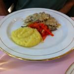 NovoSibirsk Hotel Sibir food