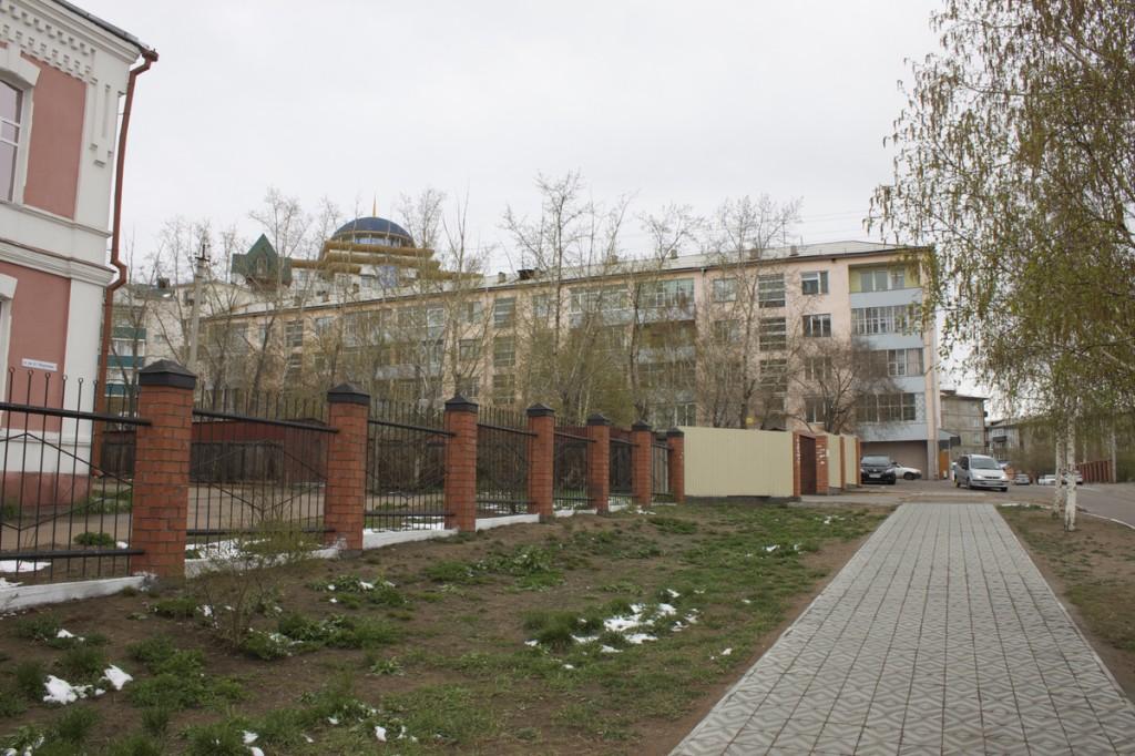 Ulan-Ude Olga's Homestay