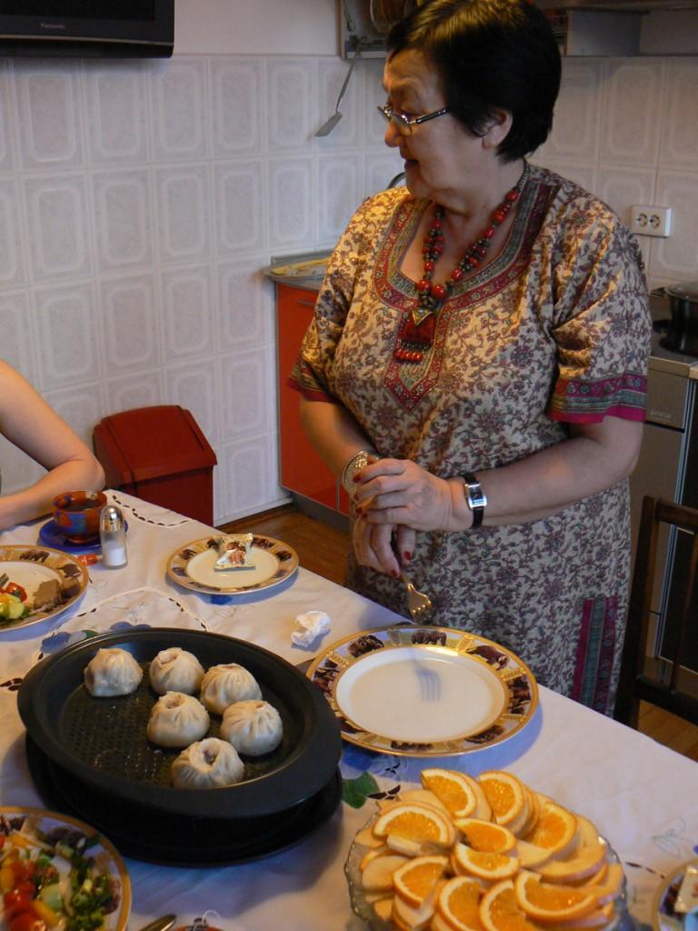 Ulan-Ude Olga's Dumplings