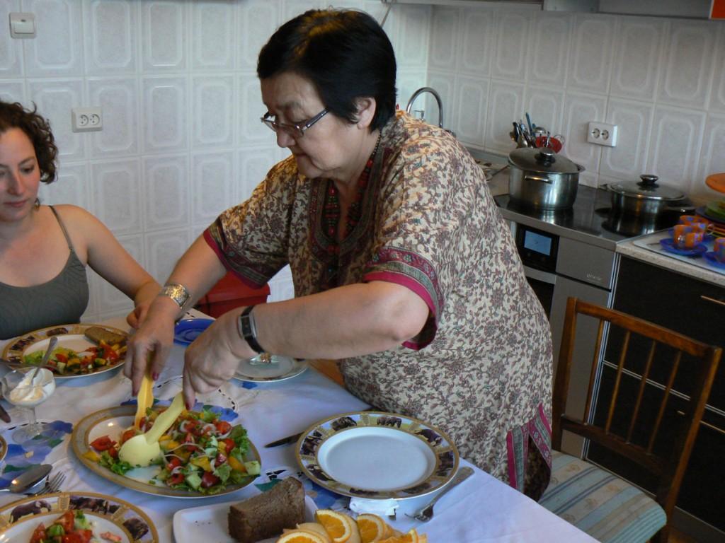 Ulan-Ude Olga's Salad