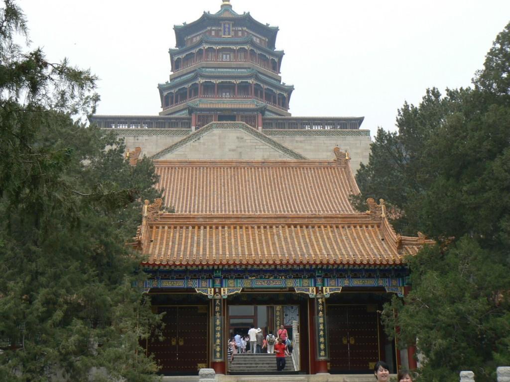 Summer Palace  Longevity Hill