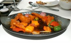 Beijing food Oriental plaza