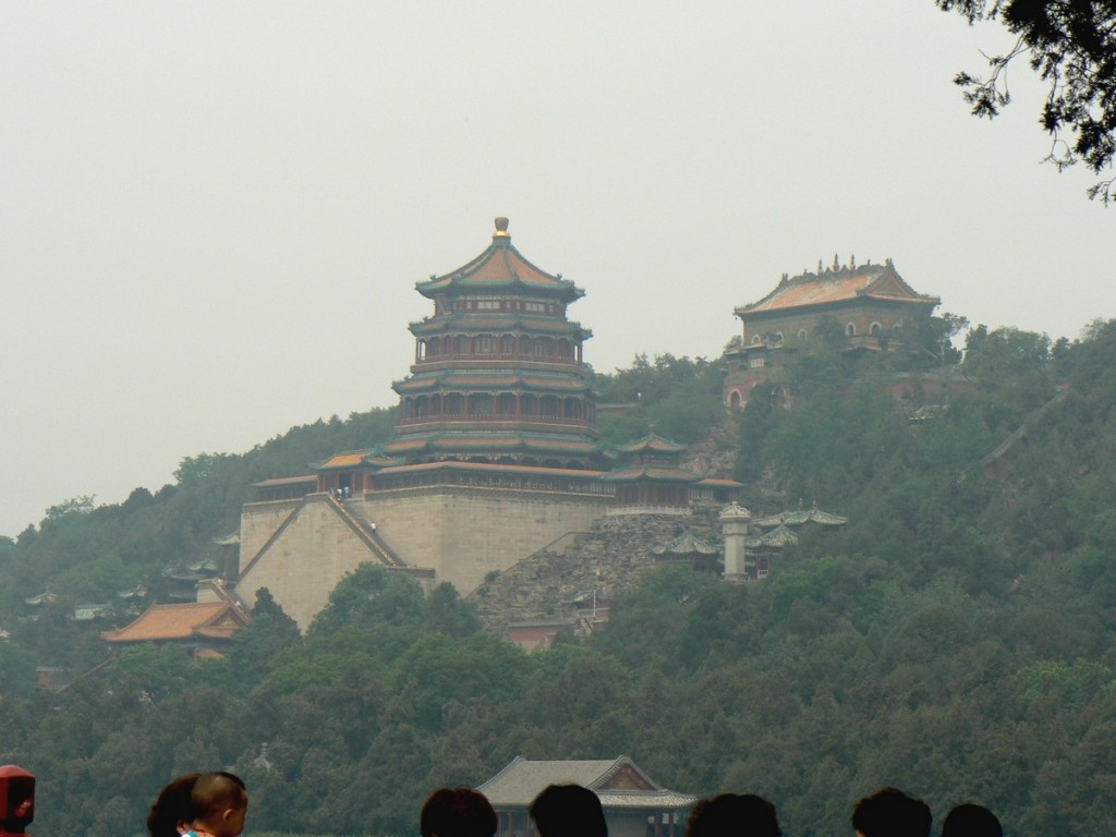 Summer Palace - Tower of the Fragrance of the Buddha on Longevity Hill
