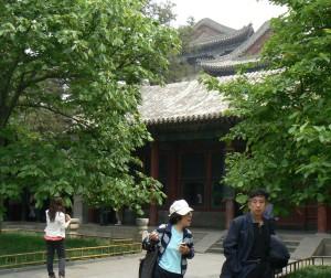 Beijing Chinese woman nagging