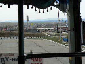 Russian Border Control Kyakhta