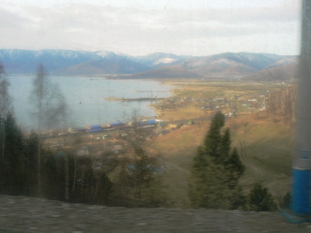 Kultuk followed by Slyudyanka, Lake Baikal