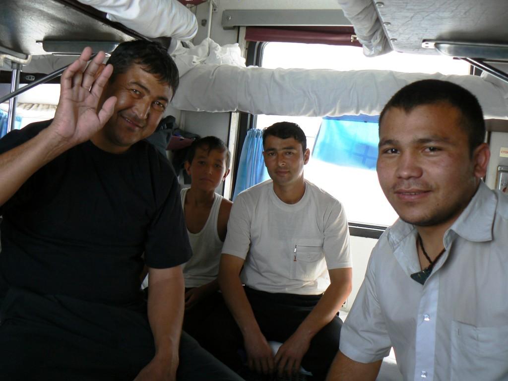 Travelers from Uzbekistan