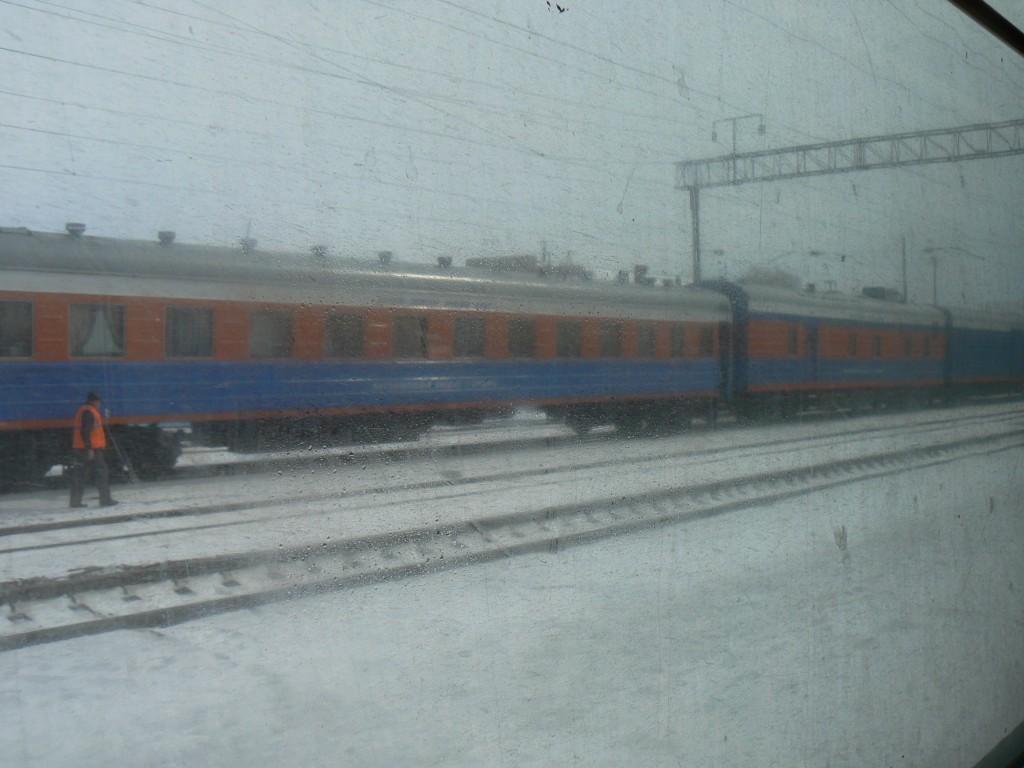 Babushkin and Mysovaya Siberia